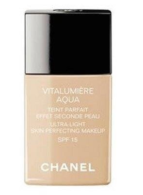 Chanel Vitalumiere Aqua Ultra-Light Skin Perfecting Makeup - Podkład nr 10 Beige 30ml