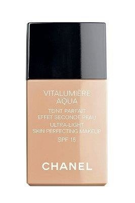 Chanel Vitalumiere Aqua Ultra-Light Skin Perfecting Makeup - Podkład nr 50 Beige 30ml