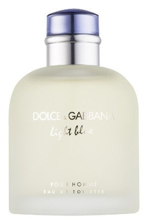 Dolce&Gabbana Light Blue Pour Homme Woda toaletowa 200ml