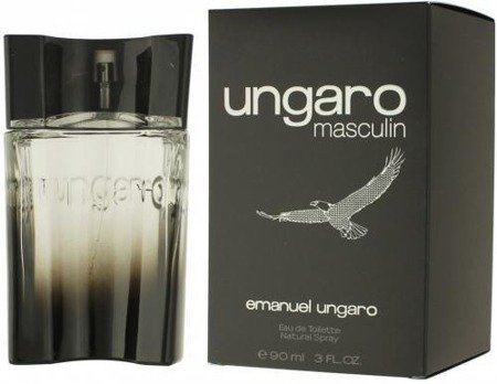 Ungaro Masculin woda toaletowa spray 90ml